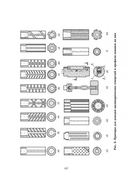 Тонкие доводочные процессы обработки деталей машин и приборов