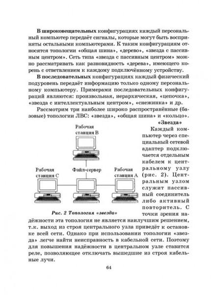 Основы информатики и вычислительной техники